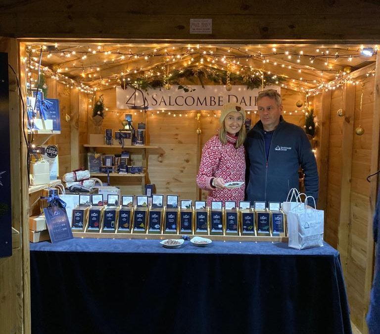 Christmas at Salcombe Dairy