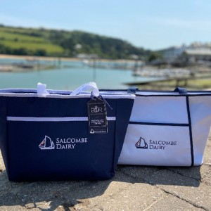 The Salcombe Dairy Cool Bag