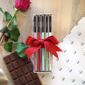 A Valentines Chocolate Selection Box
